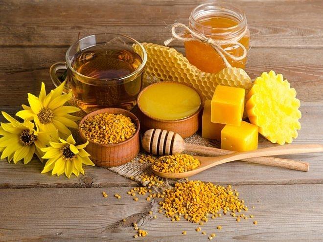 мед и продукты пчеловодства Украина